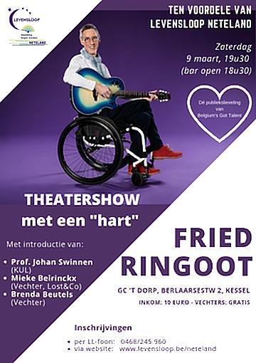 Fried Ringoot (Levensloop Neteland)