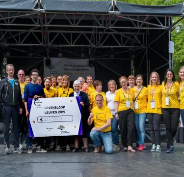 Levensloop Leuven 2019 bedankt iedereen voor het succes